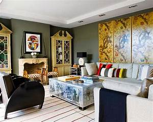 Embrace the Unique With Eclectic Interior Design