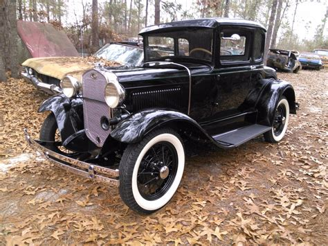 Model A Ford For Sale by 1931 Ford Model A 5 Window Coupe For Sale