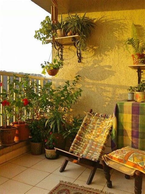 Home Garden Design Ideas India by My Happy Corner Balcony Decor Mini Garden In 2019 Home