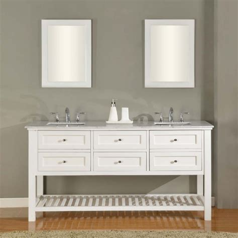 70 inch bathroom vanity direct vanity sink mission spa collection 70 in