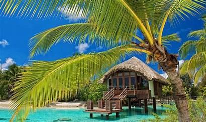 Tropical Beach Wallpapers Summer Landscape Resort Nature
