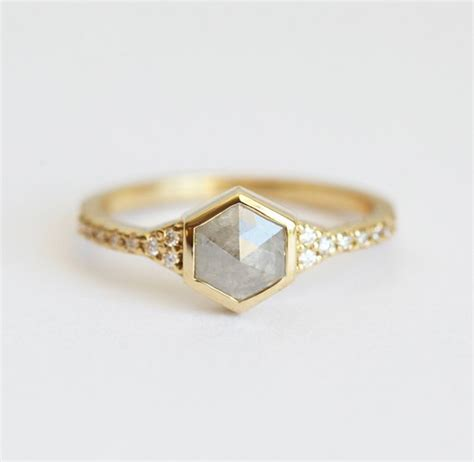 100 Best Nontraditional Engagement Rings  Emmaline Bride. Translucent Engagement Rings. Heavy Engagement Rings. 19k Wedding Rings. Chicago Cubs Rings