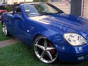 1998 Mercedes-benz Slk230 Kompressor - Flyboy