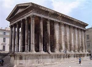 temple architecture - Templum Romae - Temple of Rome ...