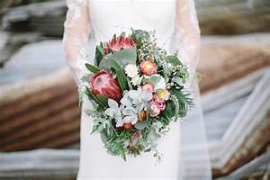 Australian native wedding bouquet - Image Polka Dot Bride