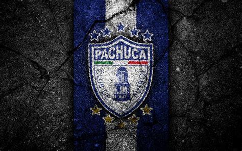 Descargar Fondos De Pantalla 4k, Pachuca Fc, Logo, Liga Mx