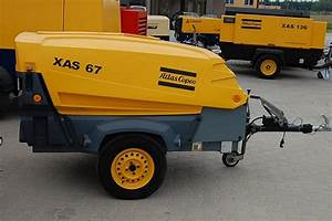 Atlas Copco Xas67 - Atlas Copco - Used Air Compressors - Pneumaticmole Com