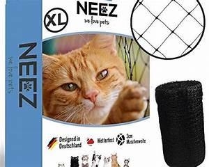 Katzenschutznetz Ohne Bohren : neez xl katzennetz f r balkon fenster i robustes ~ Watch28wear.com Haus und Dekorationen