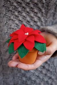 Weihnachtsstern Selber Basteln : immergr ne weihnachtssterne aus filz f r alle und mit 1a ~ Lizthompson.info Haus und Dekorationen