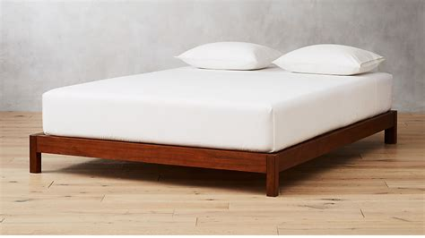 Simple Wood Bed Base
