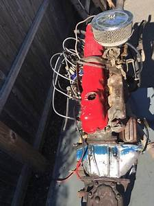 1961 Ford Econoline 2 4l Engine  For Sale