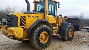 Used Volvo L90f Wheel Loaders Year  2010 Price   104 796 For Sale