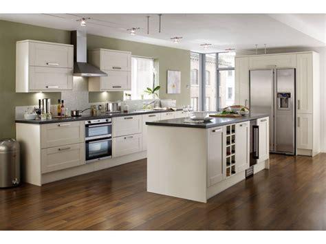 photos cuisine blanche cuisine blanche et bois pas cher sur cuisine lareduc com