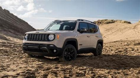 2017 Jeep Renegade Desert Hawk Limited Edition