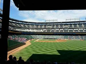 Globe Life Park Seating Chart For Concerts Globe Life Park In Arlington Section 45 Row 16 Seat 6