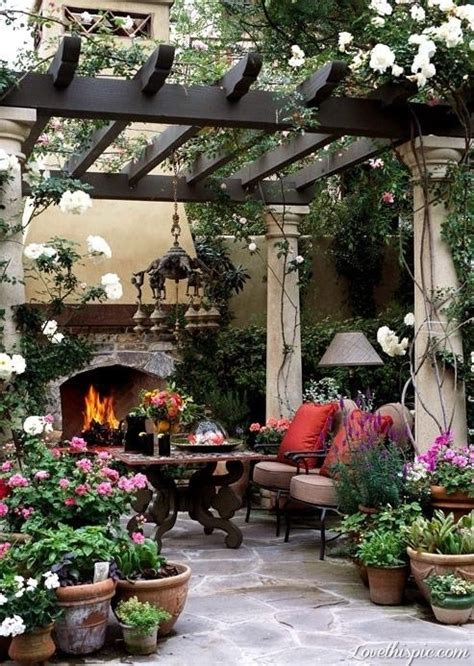 beautiful outdoor garden room pictures photos and images