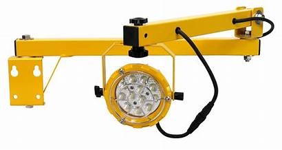 Adjustable Dock Lighting Portable Led Arm Swing