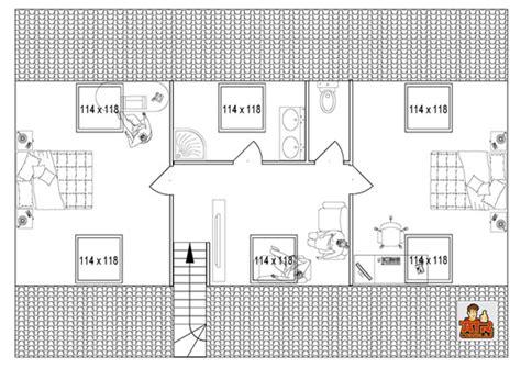 faire un plan de chambre le plan de vos combles aménagés