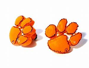 clemson university drawer pulls With kitchen cabinets lowes with clemson tigers wall art