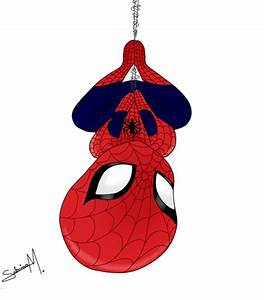 Chibi Spiderman by ~ninammm1 on deviantART | Heroes ...