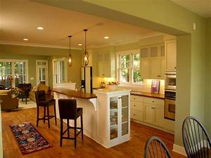 Small open style kitchen kitchen designs for small spaces for Open kitchen designs for small spaces