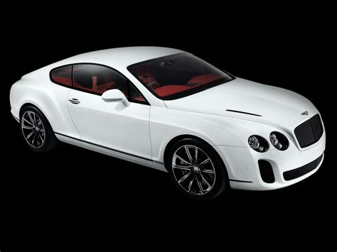 Best Automobile Review Bentley Continental Supersports