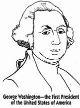 Coloring Washington George President Pages States United America Drawing Print Cartoon Printable Sheets Bestcoloringpagesforkids Easy Getdrawings Carver Popular Drawings Cute sketch template