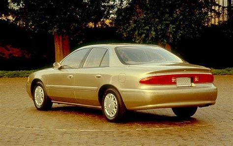 1997 Buick Century  Information And Photos Zombiedrive