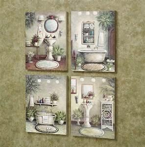diy bathroom wall art decor bathroom decor ideas With bathroom wall art