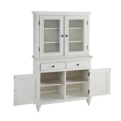 white kitchen hutch cabinet best ideas about kitchen hutch trends including white