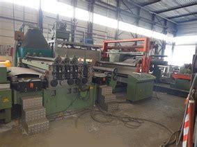 Arku - 2nd hand machinery and used Arku machines