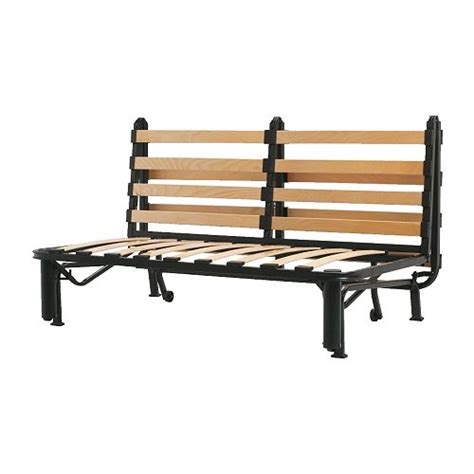 lycksele sofa bed frame ikea