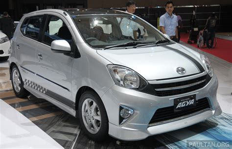 Toyota Agya Picture by Gallery Toyota Agya At Iims Cheap Green City Car Paul