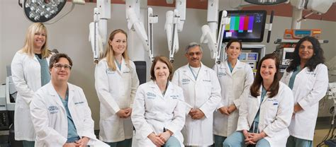 MCW Department of Obstetrics & Gynecology | Robotic Surgery