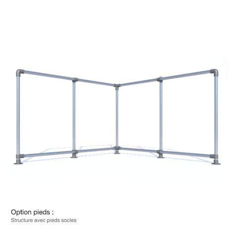 bache tendue structure stand exposition en aluminium id 233 al pour tendre votre b 226 che