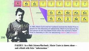 Textbooks dispense misinformation about Marie Curie, along ...