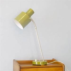 Lampe A Poser Scandinave : lampe vintage scandinave bureau la maison retro ~ Melissatoandfro.com Idées de Décoration