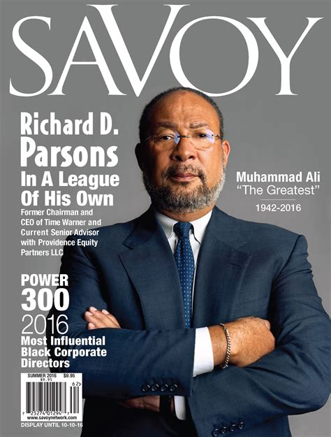 Savoy Magazine Announces the Power 300: The Most ...