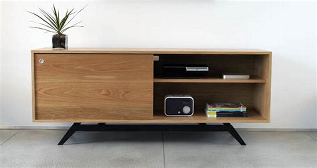#Elko #Credenza #By #Eastvold #Furniture #The #Modern #Shop
