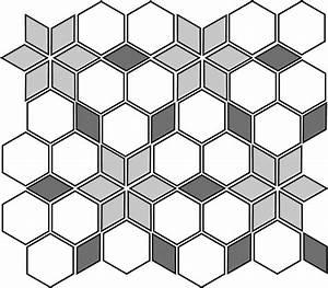 2 U0026quot  Hexagon Pattern  5