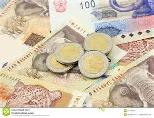 South African Money Currency