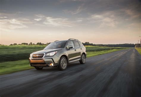 subaru forester 2017 black 2017 subaru forester priced from 23 470 automobile magazine
