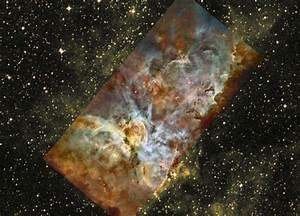 One of the largest panoramic images ever taken with Hubble ...