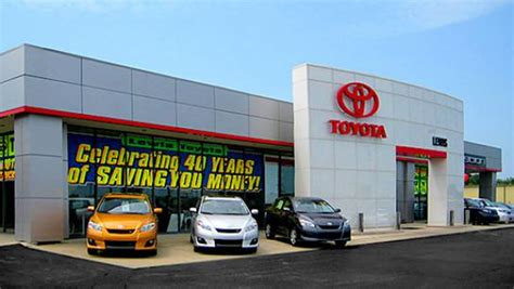 Lewis Toyota Topeka Ks lewis toyota topeka ks 66614 car dealership and auto