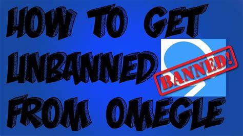 unbanned  omegle youtube