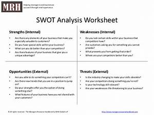 swot template with suggested questions With swot analysis worksheet template