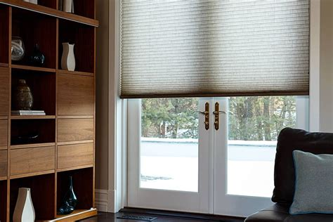 sliding door shades cordless cellular shades for sliding glass doors sliding
