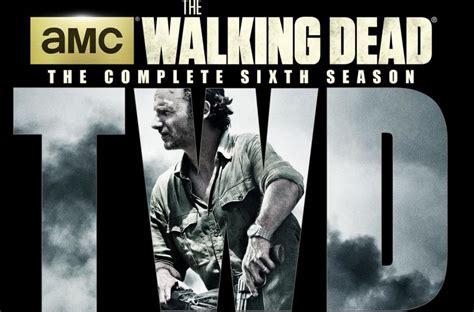 the walking dead season 6 dvd release date info