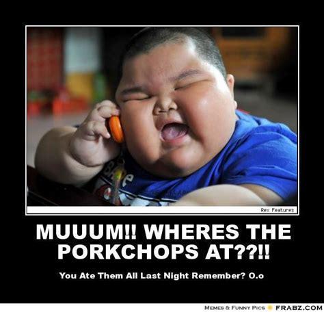 Pork Chop Meme - the gallery for gt pork chop cartoon