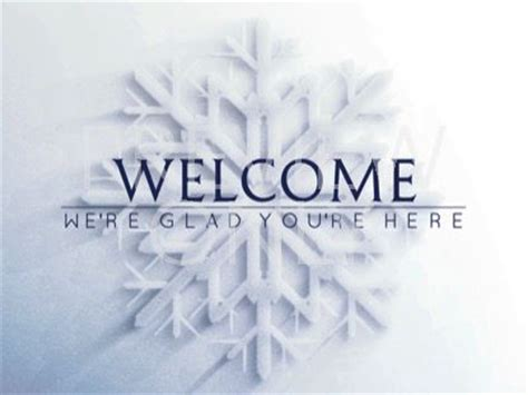 frosted snowflake   playback media worshiphouse media